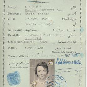 carte.identité.Mathé.Alg.1962-ArchivesPrivées-Polette