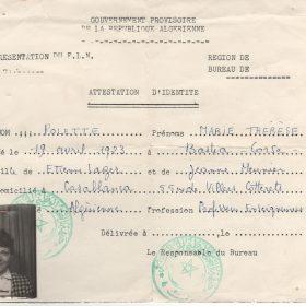 carte.identité.Mathé.Algérie.1962-ArchivesPrivées-Polette
