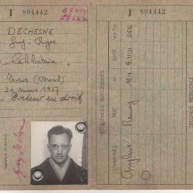 carte.identité.belge.Jean.1952-ArchivesPrivées-Polette