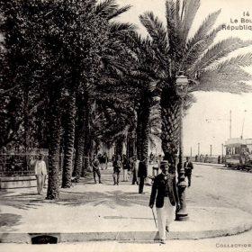 boulevard de la république et le square