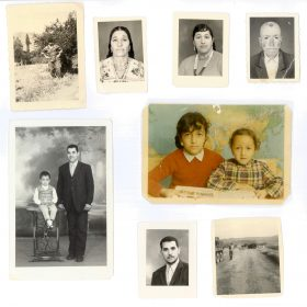 Photos de famille Zakia Rezig
