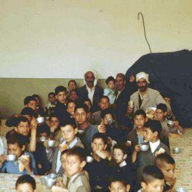 Elèves de l'école de Souk Arhas-Arch-Gabriel-Mifsud