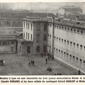 carte postale éditée par le Secours populaire-Archive privée- Duhamel