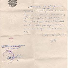 départ.Casablanca.1962-ArchivesPrivées-Polette