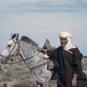 el aricha- berger en zone interdite- juin 62