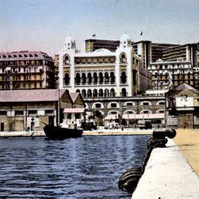 gouvernement général et préfecture vus du port