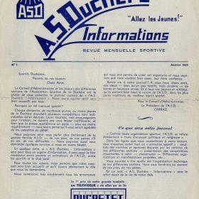 premier-numéro-de-asd infos-arch-privées-jacques-mars