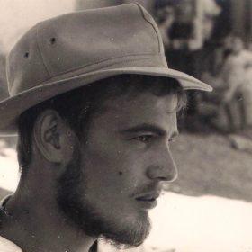 M.Hanniet- au Maroc – été 1960