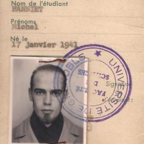 carte d'étudiant Grenoble 001