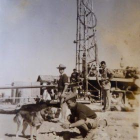 Sahara-Creuser-pour- pétrole-Arch-privées-Frédéric-Bitoun